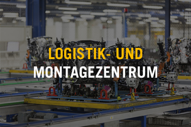 Logistik und Montagezentrum Rhenus Automotive