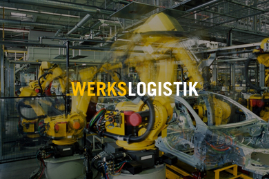 Automotive Werkslogistik